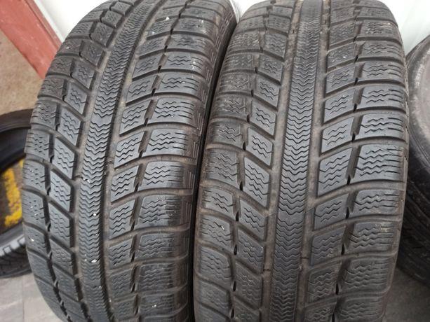 Зимняя резина ПАРА 205/45 R17 Michelin Primacy Alpin