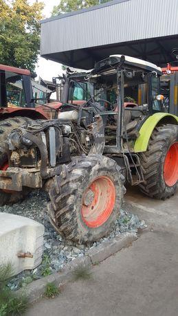 Claas Axos 330 uszkodzony