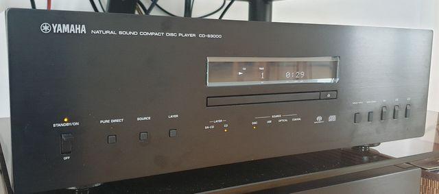 Odtwarzacz CD SACD DAC Yamaha CD-S3000