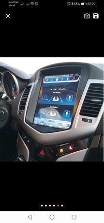 Головное мультимедийное устройство Шевроле Круз с 2009г