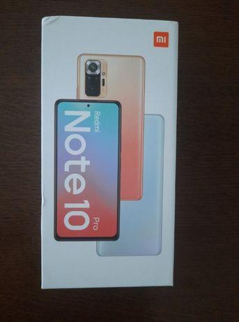 Nowy Xiaomi Redmi Note 10 Pro 6+64GB - 2 lata gwarancji