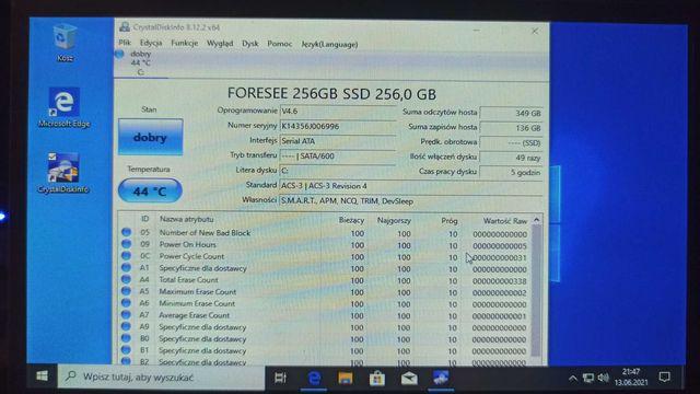 Mini PC AWOW NYi5  Intel i5-5257U / 8GB RAM / 256GB SSD