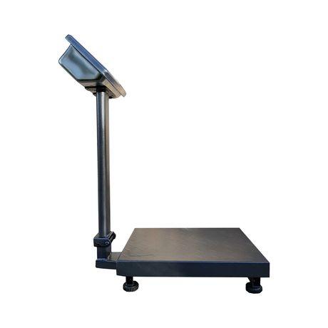 Электронные весы напольные 120 кг. Складная стойка.Ваги напольні