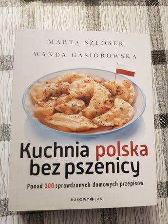 Kuchnia polska bez pszenicy- książka