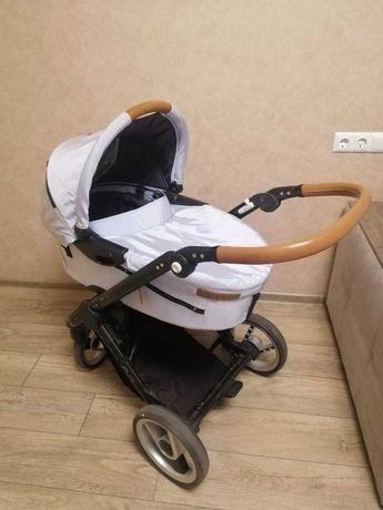 коляска 2 в 1 Mutsy Evo Urban Nomad + Maxi-Cosi авто кресло Pebble