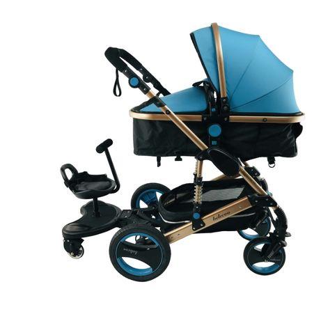 универсальная подножка для 2 ребенка для детской коляски йойа.yoya/qj