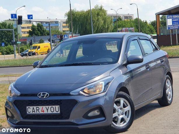 Hyundai i20 lift 1.25 benz.84KM,prod.2018r.Śliczna,Jak z Salonu,Bog.Wyposaż.