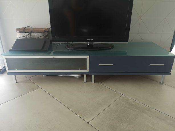 Estante/móvel TV moderna em madeira