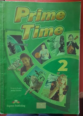 Prime Time 2 учебник 7-8 класс