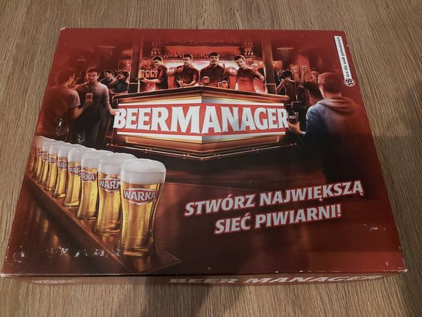 Gra Beer Manager Warka