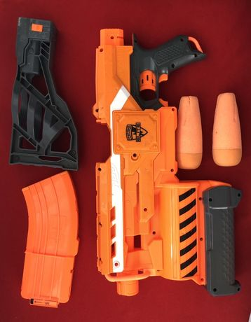 Nerf N-Strike Elite Demolisher 2-w-1