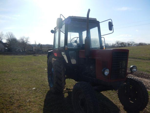 Трактор мтз-80 (82)