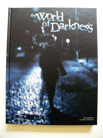 The World of Darkness Rulebook RPG 2004