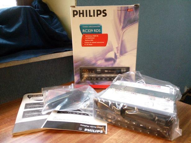 Fabrycznie Nowe radio PHILIPS RC329rds Mercedes BMW Audi PORSCHE