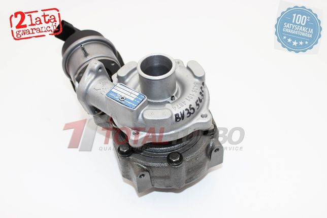 Turbosprężarka turbina Alfa-Romeo MiTo 1.3 Chevrolet Aveo 1.3