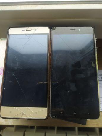 Xiaomi Redmi 4s 2 шт