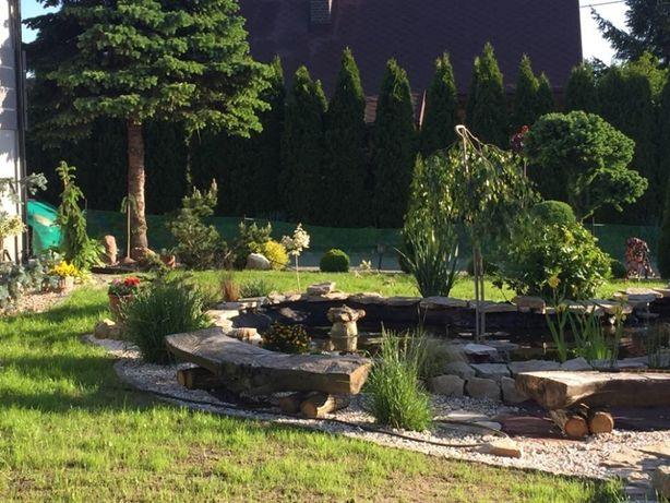 Uslugi ogrodnicze i odśnieżanie