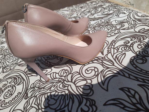 Туфлі шкіряні бу