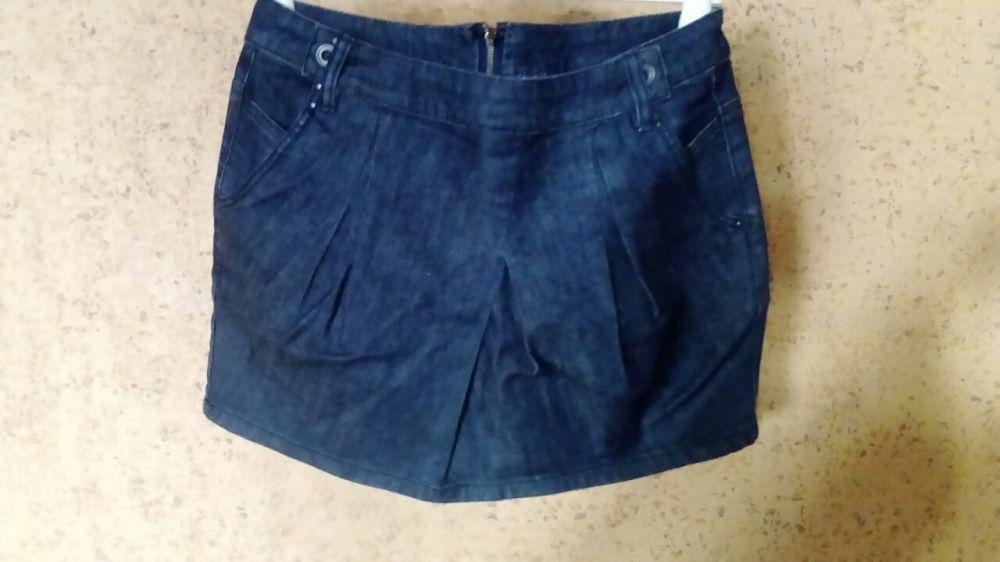 Spódnica orsay 38 jeans Wronki - image 1