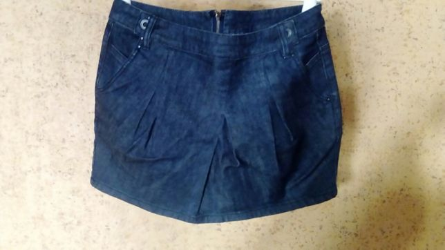 Spódnica orsay 38 jeans