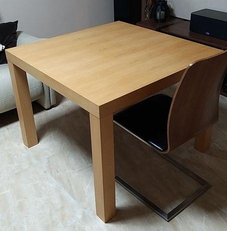 Stół fornir dębowy