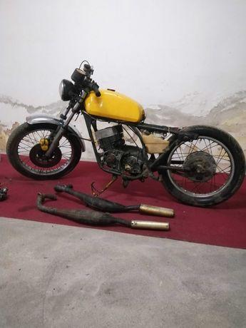 Yamaha rd 350 yamaha