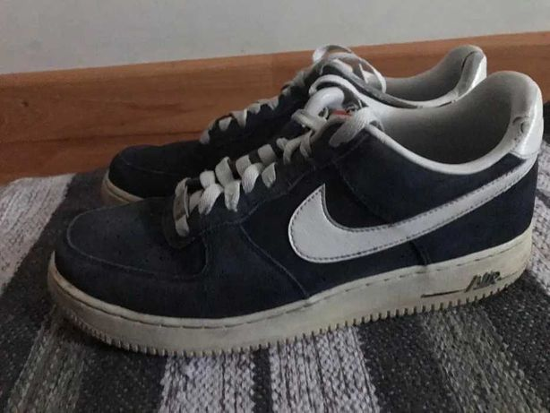 Nike air Force azuis tamanho 42.5