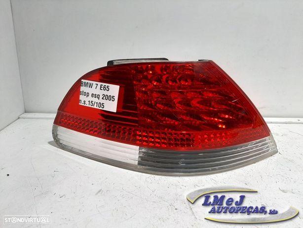 Farolim Esq Usado BMW/7 (E65, E66, E67)/730 Ld | 07.05 - 08.08