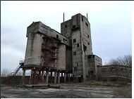 Комплекс будівель Керамзітного заводу площа - 15030,9 м2