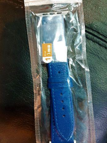 skórzany pasek do zegarków dla Apple Watch Band seria 5/3 bransoletka