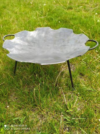 Сковорода Ромашка 55см.из/із диска борон.сковорідка.сковородка.мангал.
