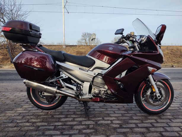 REZEREACJA Sprzedam Yamaha FJR 1300
