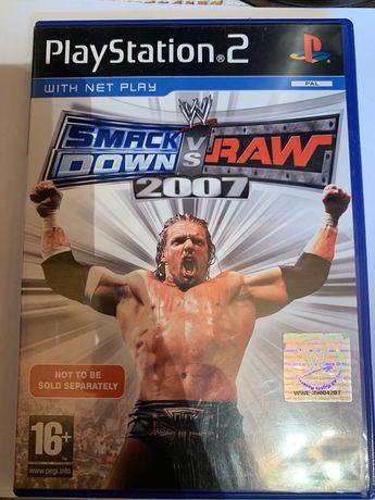 Smack Down VS Raw 2007
