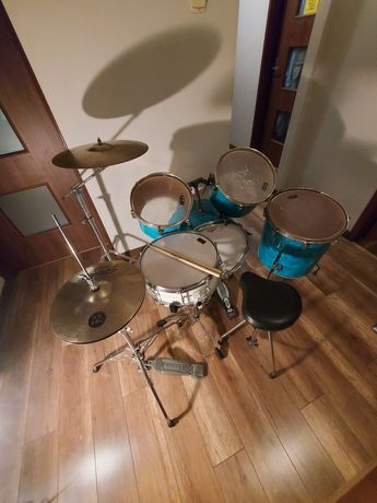 Używana perkusja