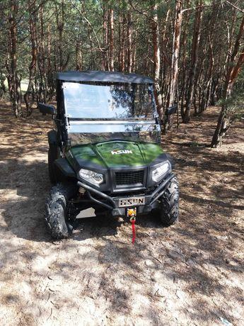 Гольфкар/ гольф кар/ гольф-кар/ электромобиль/ багги HISUN SECTOR E1