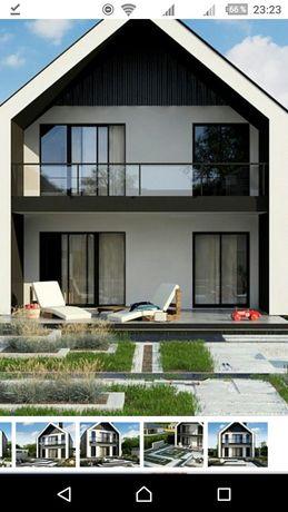 Продам НЕДОРОГО Готовый проект дома Z442 двухэтажный