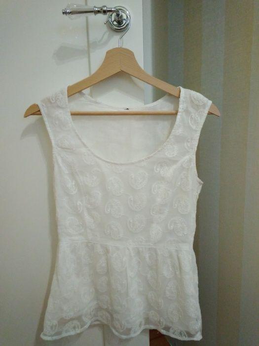 Biała bluzka Gdynia - image 1