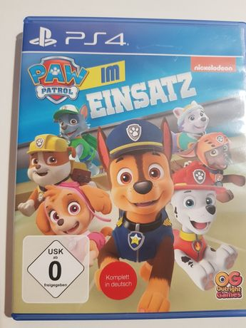 Psi Patrol Rusza Do Akcji PS4 PL