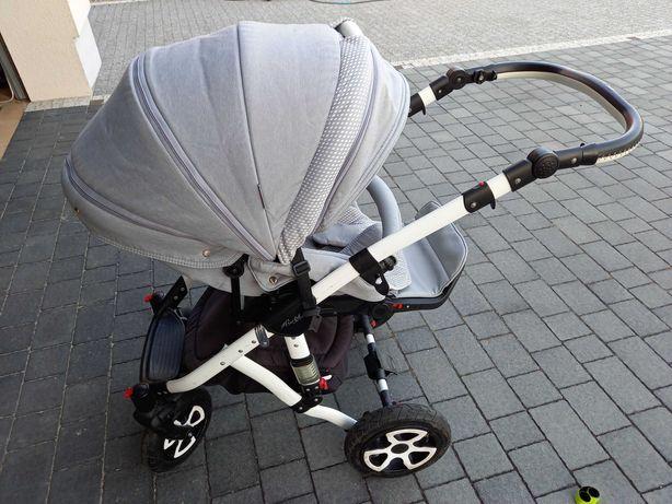 Adamex Barletta wózek dziecięcy 2w1