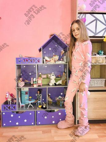 АКЦИЯ!!! Кукольный домик Барби ЛОЛ