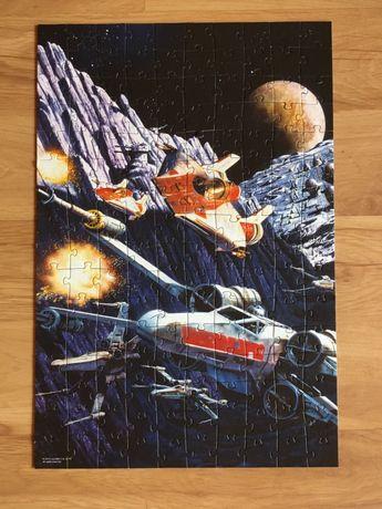 Puzzle - Gwiezdne wojny - 160 elementów