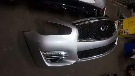 Infiniti Q70 Y51 2020 Бампер, фары, капот,крыло,крышка багажника,двери
