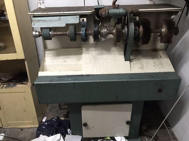 Fresa máquina sapateiro