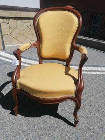 ładny fotel ludwokowski ludwik filip nr 1072