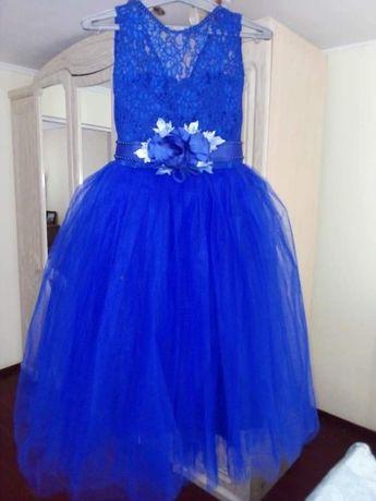 Платье детское,на выпускной