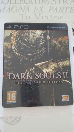 Jogo Dark Souls II Black Armor Edition PS3