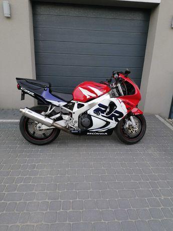 Motocykl Honda CBR