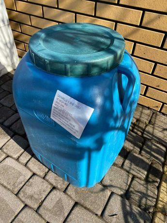Beczka 60 litrów plastikowa po spożywce
