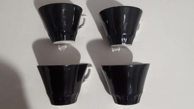 4 filiżanki porcelana serwis Ćmielów Sylwia Cena za całość