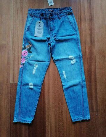 Calças jeans Chino fit Tam 36 Novas